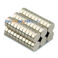 8mm x 3mm N35 Strong Disc Fridge Rare Earth Neodymium Magnets.jpg